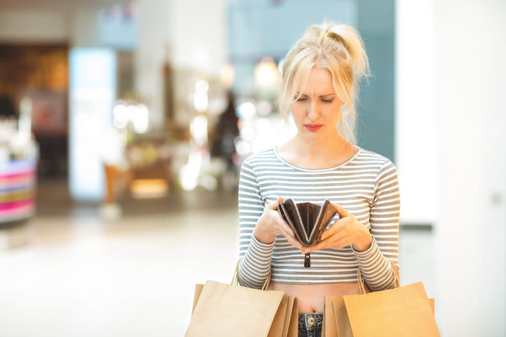 set a strict budget to avoid overspending during the holidays